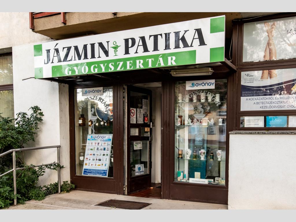 Jázmin Patika
