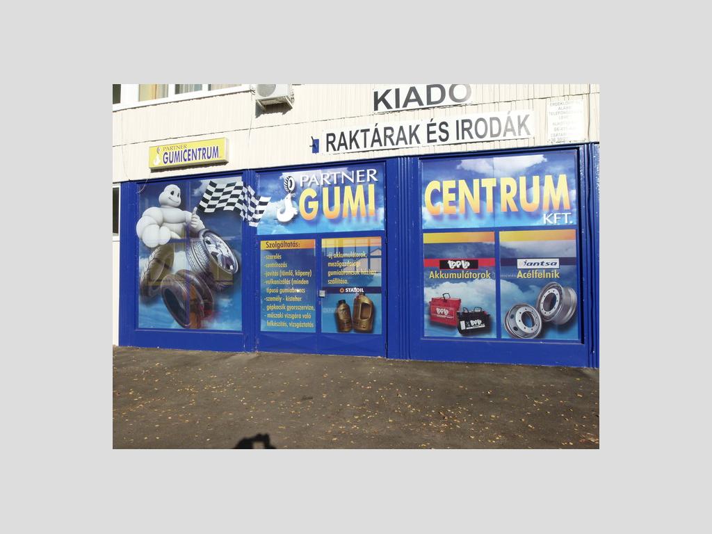 Partner Gumi Centrum KFT