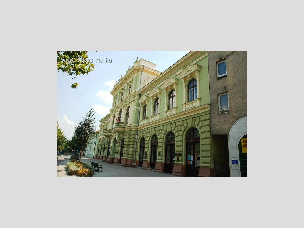 Békés Városi Jantyik Mátyás Múzeum