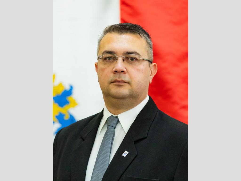 Polgár Zoltán alpolgármester