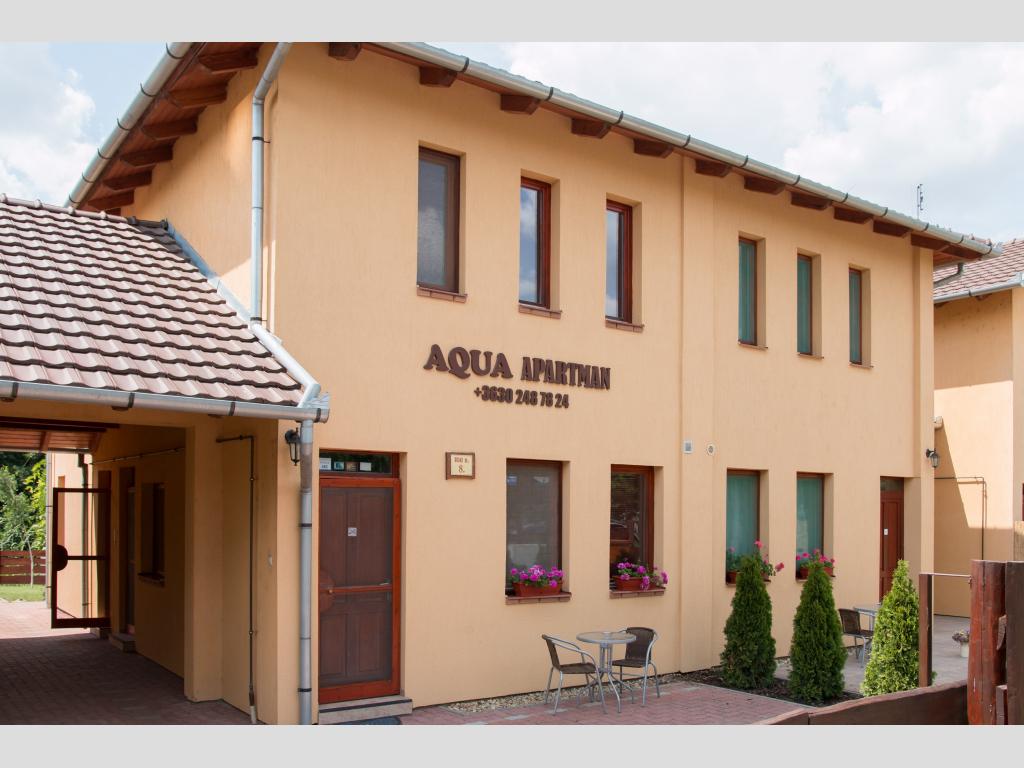 Aqua Apartman Gyula