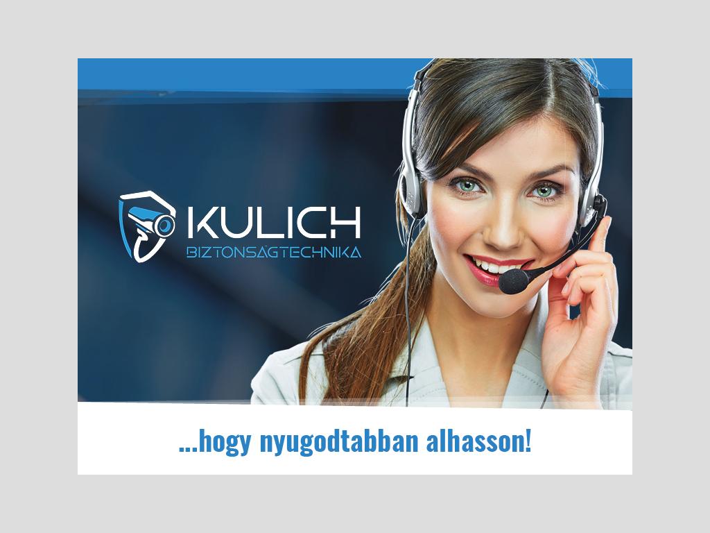 Kulich Biztonságtechnikai KFT