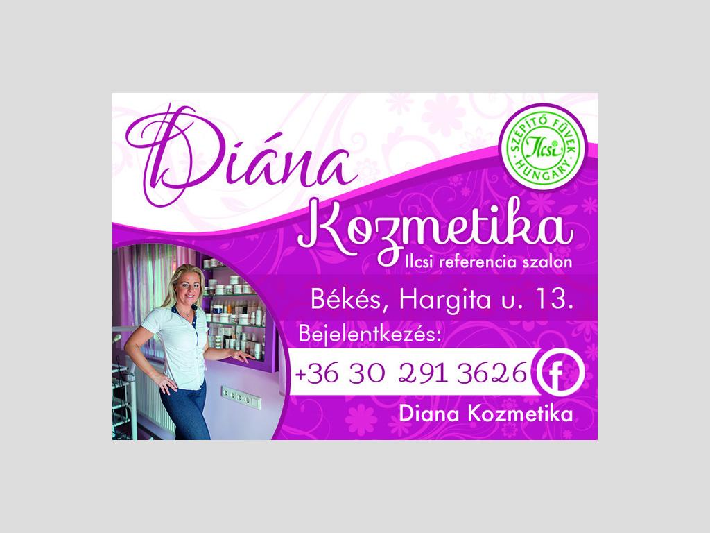 Diana Kozmetika Békés