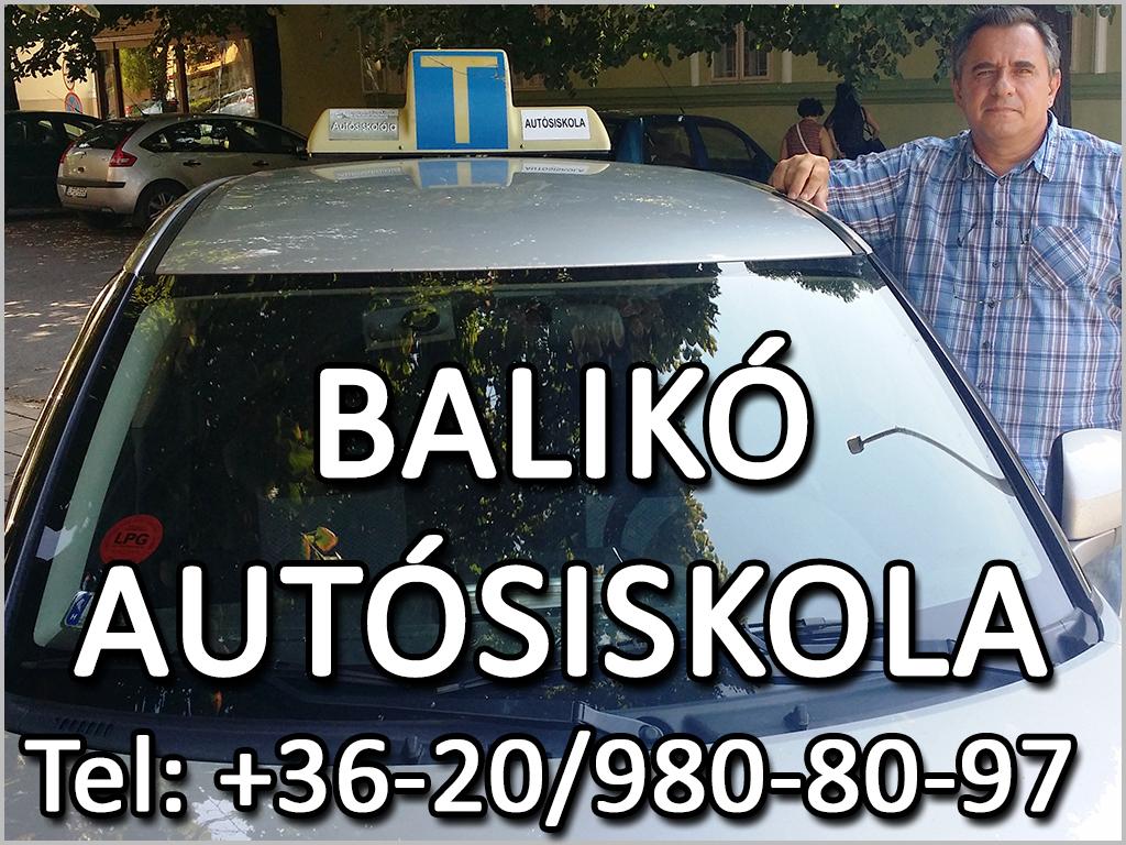 Balikó Autósiskola