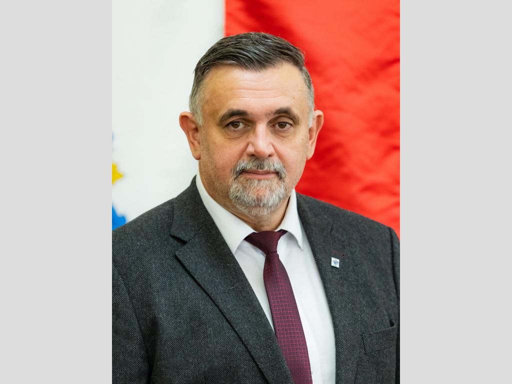 Vámos Zoltán alpolgármester