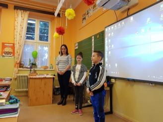 Nyílt órák a Szegedi alsó tagozatán