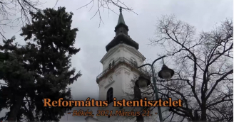 Református Istentisztelet 2021.03.21.