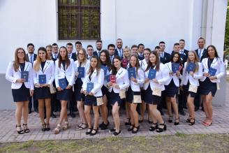 Elköszöntünk középiskolás végzős tanulóinktól